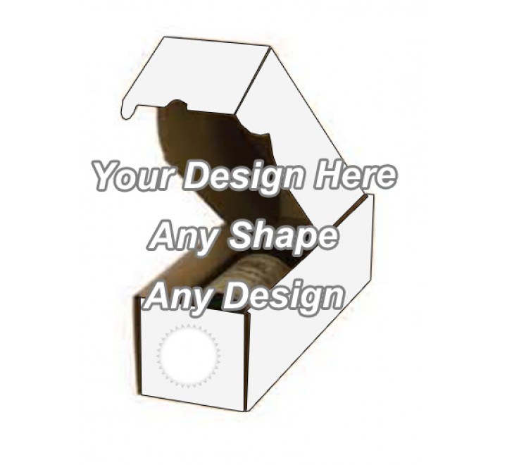 Die Cut - Bottles Packaging Boxes