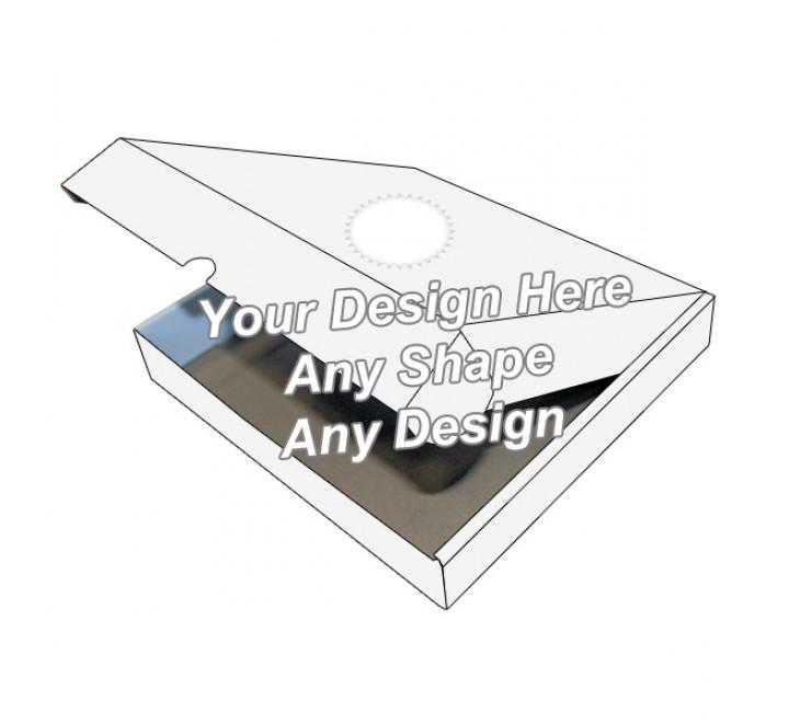 Die Cut - Flap Packaging Boxes