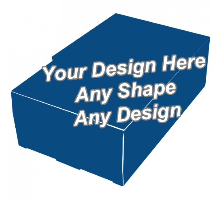 Matte Finish Boxes - Cardboard Boxes