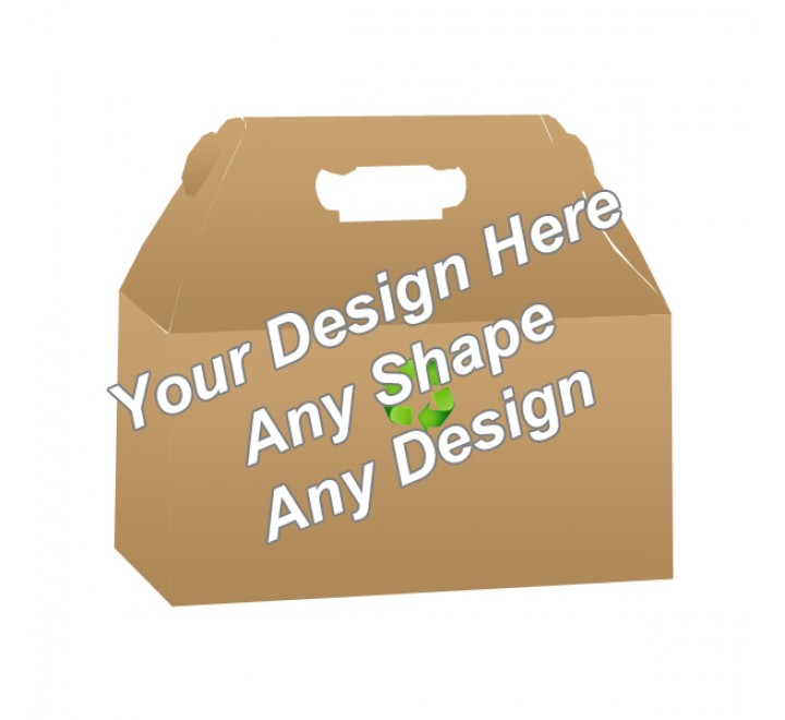 Recycled - Custom Packaging Boxes