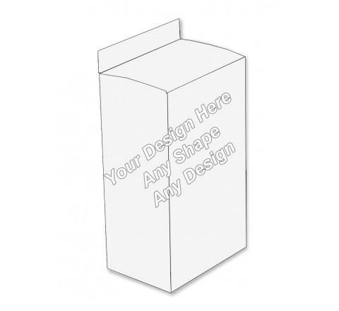 Custom - Hair Serum Packaging Boxes
