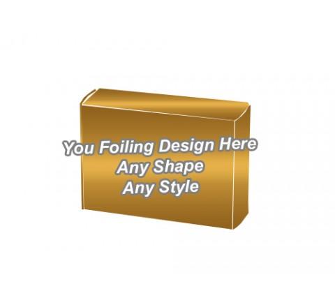 Golden Foiling - Soap Packaging Boxes