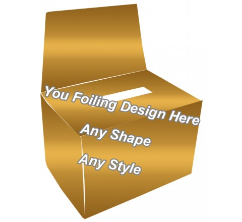 Golden Foiling -Bandage Packaging Boxes